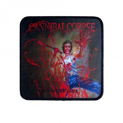 Cannibal Corpse - Red Before Black | Patch