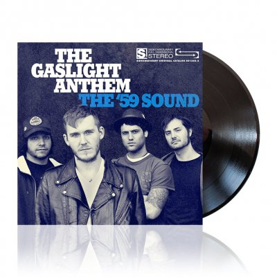 The Gaslight Anthem - The '59 Sound | Black Vinyl