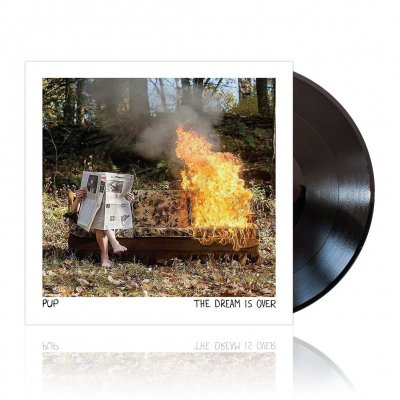 Pup - The Dream Is Over | Black Vinyl