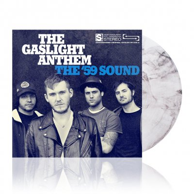 The Gaslight Anthem - The '59 Sound | Clear w/Smoke Vinyl