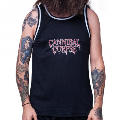 Cannibal Corpse - CC Logo | Basketball Jersey