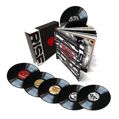 rise-against - Career | 8xBlack Vinyl Boxset