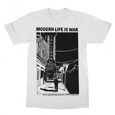 modern-life-is-war - Nightcrawler | T-Shirt