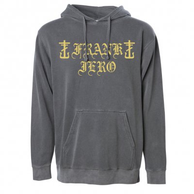 Frank Iero - Old English | Hoodie
