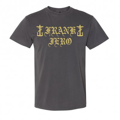 Frank Iero - Old English | T-Shirt