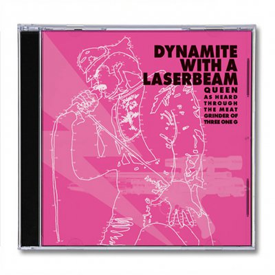 shop - Dynamite With A Laser Beam | CD