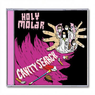 Holy Molar - Cavity Search | CD