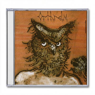 Orthrelm - 2nd 18/04 | CD