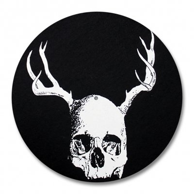 Secret Fun Club - Skulls With Antlers | Slipmat