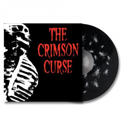 The Crimson Curse - Both Feet In The Grave | Black Vinyl