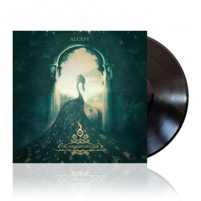 alcest - Les Voyages De L'Âme | Black Vinyl