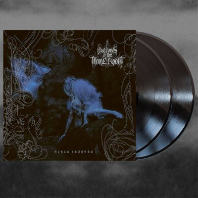 wolves-in-the-throne-room - Black Cascade | 2xBlack Vinyl