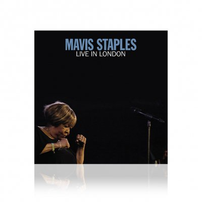 mavis-staples - Live In London | CD