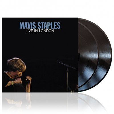 mavis-staples - Live In London | 2x180g Black Vinyl