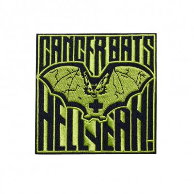 cancer-bats - Hellyeah | Embroidered Patch