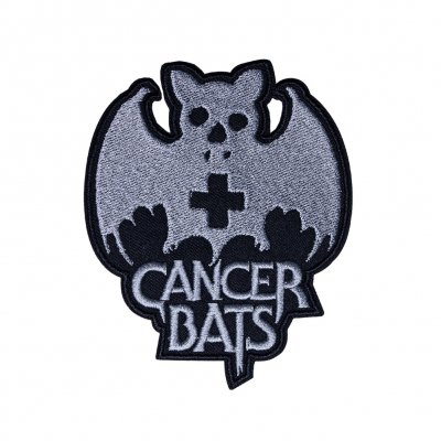 cancer-bats - Bat | Embroidered Patch