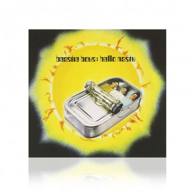 beastie-boys - Hello Nasty | CD