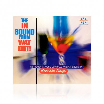 shop - The In Sound Of The Way Out | CD