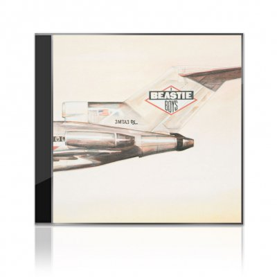 beastie-boys - Licensed To Ill | CD