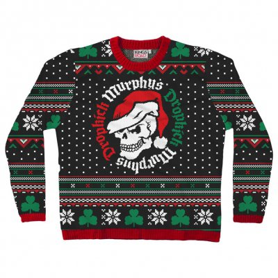 dropkick-murphys - Holiday 2018 | Knit Sweatshirt