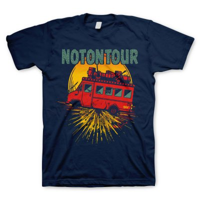 Not On Tour - Bus | T-Shirt