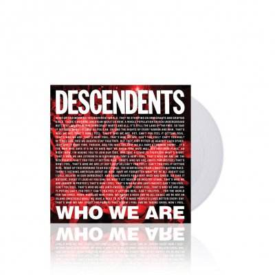 Descendents - Who We Are | Clear 7 Inch
