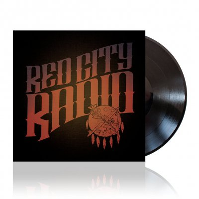 Red City Radio - s/t | Black Vinyl