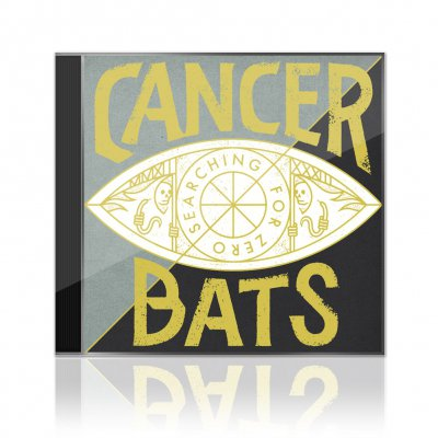 Cancer Bats - Searching For Zero | CD