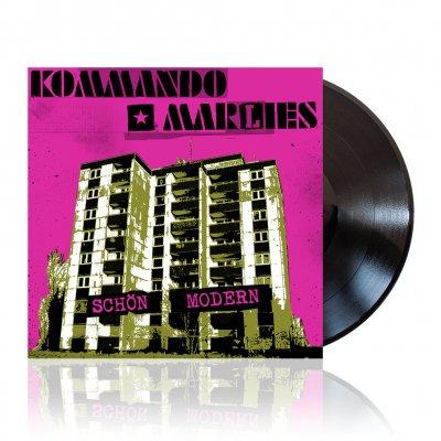 Kommando Marlies - Schön Modern | 12 Inch Vinyl EP