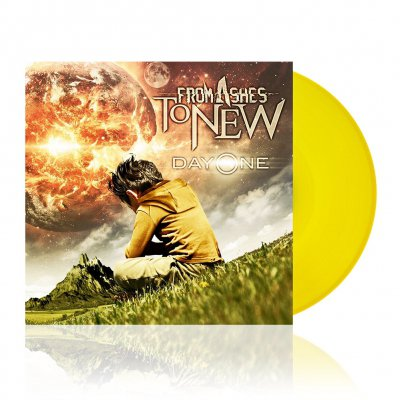 from-ashes-to-new - Day One | Clear Yellow Vinyl