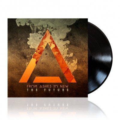 from-ashes-to-new - The Future | Black Vinyl