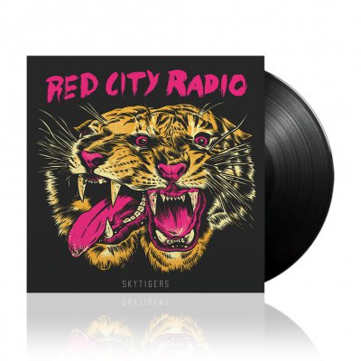 Red City Radio - Sky Tiger | 12inch EP