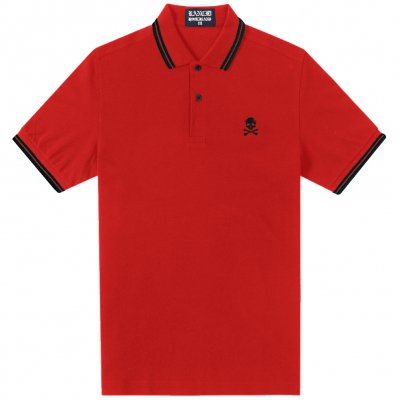 shop - Skull Red | Polo Shirt