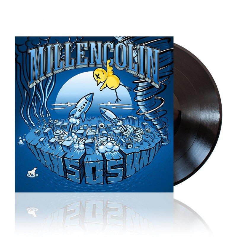 Millencolin - SOS | Black Vinyl