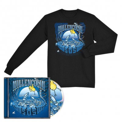 Millencolin - SOS | CD+Longsleeve Bundle