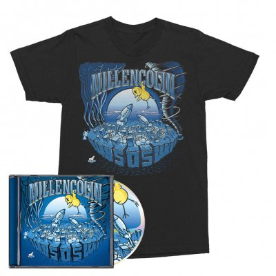Millencolin - SOS | CD+T-Shirt Bundle