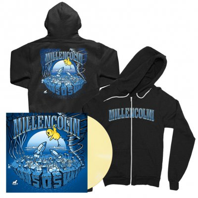 Millencolin - SOS | Vinyl+Zip-Hood Bundle