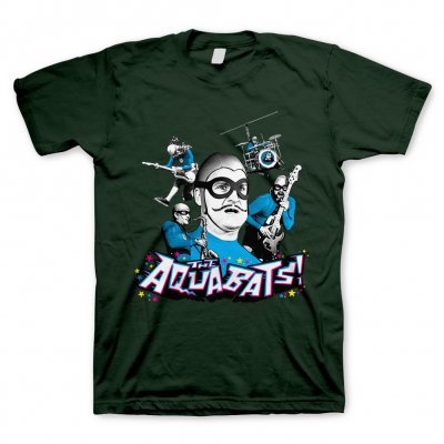 The Aquabats - Collage | T-Shirt