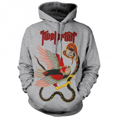 The Fight Grey | Hoodie