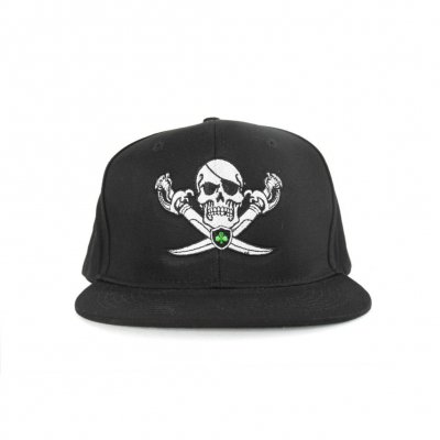 dropkick-murphys - New Jolly Roger | Snapback Cap