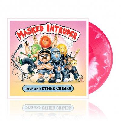masked-intruder - Love And Other Crimes | Hot Pink/Baby Pink Vinyl
