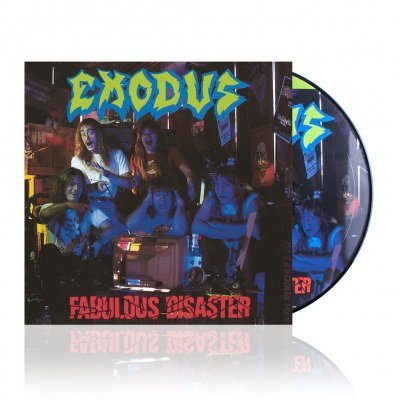exodus - Fabulous Disaster | Limited Picture Vinyl