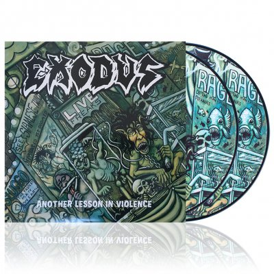 exodus - Another Lesson In Violence | 2xPicture Vinyl