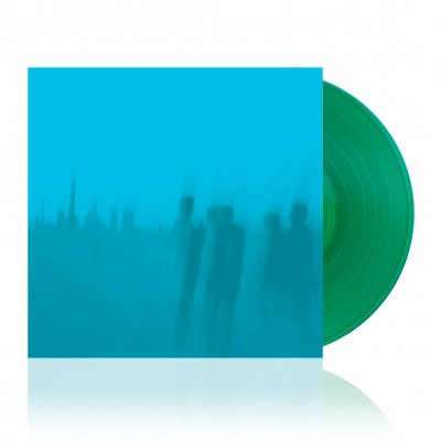 Touche Amore - Is Survived By | Clear Green Vinyl