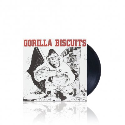 Gorilla Biscuits - Self Titled | Black 7 Inch