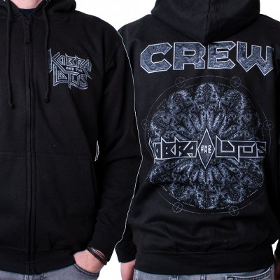 kobra-and-the-lotus - Mandala Crew | Zip Hood