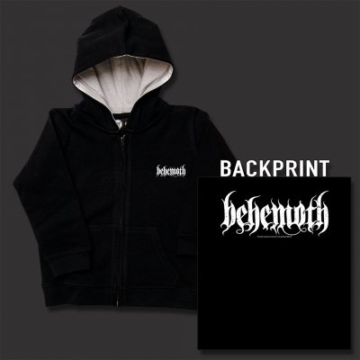 Behemoth - Logo | Kids Zip-Hood