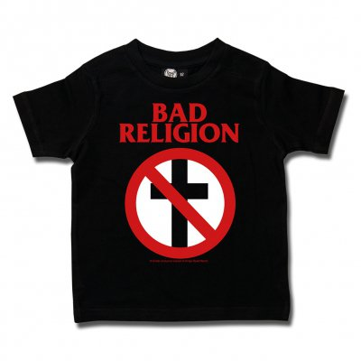 Bad Religion - Cross Buster | Kids T-Shirt