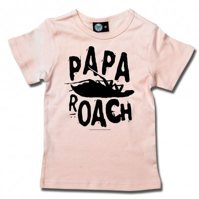 Logo/Roach | Kids Girly Shirt