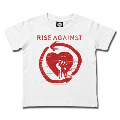 Rise Against - Heartfist | Kids T-Shirt